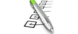 checklist-pen