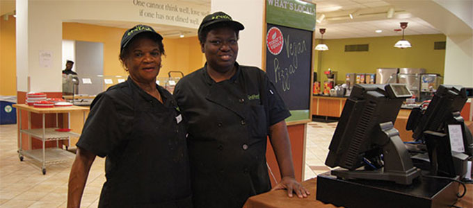 A look at our a-maize-ing cafeteria staff