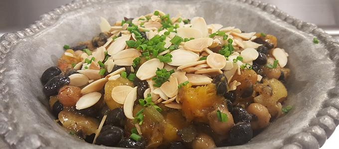 Veggie Moroccan Stew