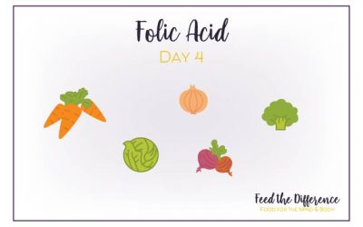FTD – Day 4 – Folic Acid