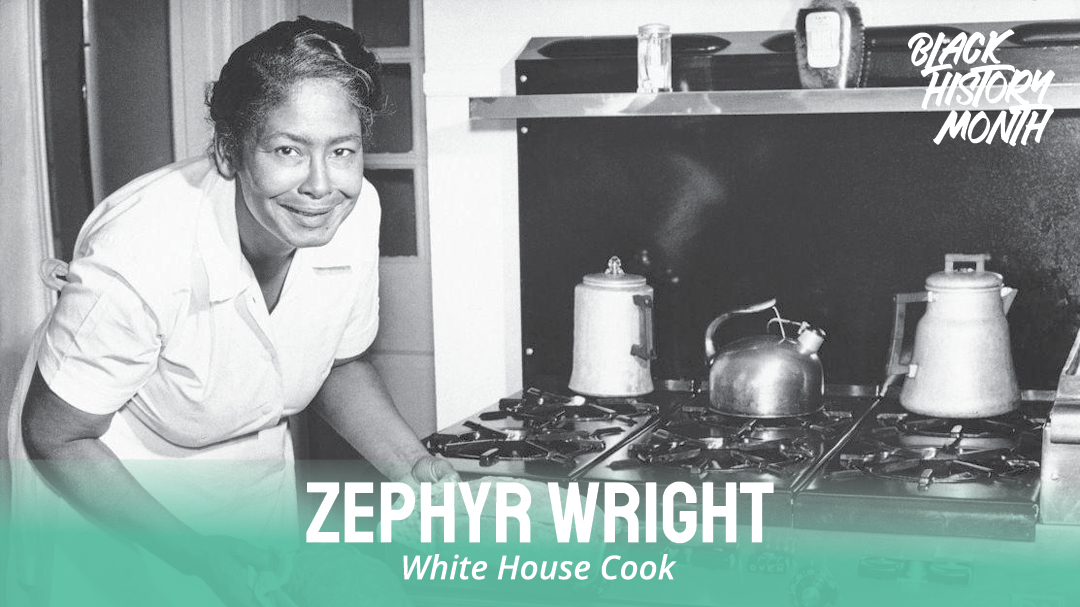 Black History Month – Zephyr Wright