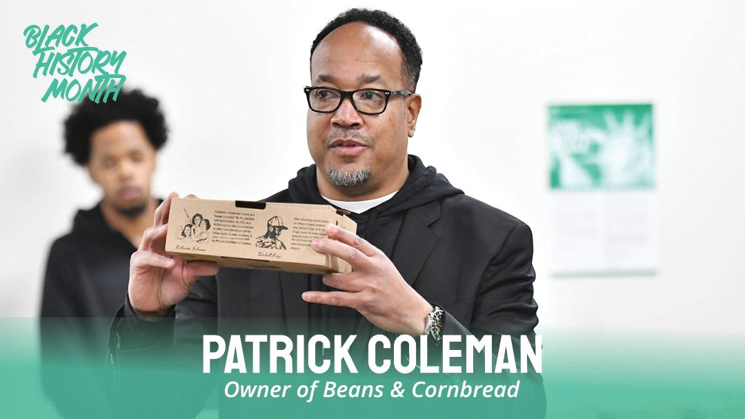 Black History Month – Patrick Coleman