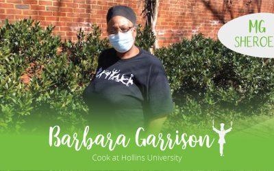 Barbara Garrison – MG Shero