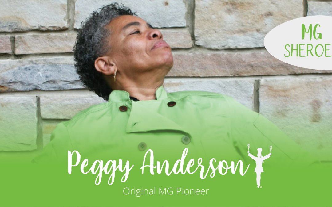 Peggy Anderson – MG Shero